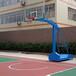 連云港戶外電動籃球架供應優格成年人比賽專用籃球架廠家
