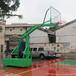 无锡移动户外篮球架颜色可定制优格篮球架采用优质钢材抗腐蚀