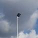 韶关户外球场灯杆社区广场灯杆厂家/优格标准镀锌灯杆批发