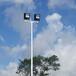 崇左户外锥形球场灯杆供应/优格镀锌球场灯杆更安全可靠