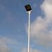 汕尾市8米球场灯杆照明/优格采用优质镀锌管球场灯杆标准生产