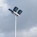 大理室外球场灯杆现货出售/优格一杆多灯照明灯杆生产厂家