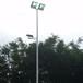 南通现货出售各类球场灯杆户外镀锌灯杆/优格照明灯杆厂家