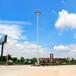 畢節學校籃球場燈桿生產廠家/優格專業安裝定制球場燈桿