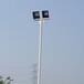 保山室外球场灯杆主要有哪些?优格镀锌管球场灯杆定制安装