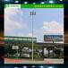 宿州篮球场灯杆哪里有卖的/优格各类球场灯杆镀锌灯杆批发供应