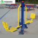 泰州室外健身器材安装健身路径用品批发优格镀锌管材质