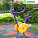 大连供应户外健身器材镀锌管健身路径优格正品保证更实惠