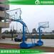上海室外标准篮球架厂家移动液压篮球架平箱透明板篮球架