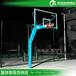 成都标准成人篮球架户外移动篮球架/优格透明钢化篮板原装现货