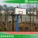 茂名地埋式籃球架戶外方管圓管籃球架廠家/優格新款供應安裝