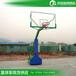 焦作户外篮球架款式有哪些优格凹箱平箱篮球架厂家新款供应