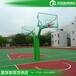 宿州哪里有室外篮球架厂家/优格圆管埋地式篮球架安装供应
