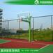 宜宾埋地式固定篮球架厂家/优格方管圆管篮球架生产厂家