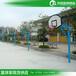 吉林学校埋地式篮球架优格标准伸臂篮球架生产厂家安全防锈
