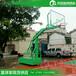 白沙哪里有室外籃球架安裝廠家/優格籃球架采用優質鋼材