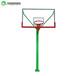 濮阳户外透明篮板篮球架厂家优格平箱凹箱篮球架新款式颜色