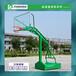 珠海户外运动篮球架优质钢材结构箱架/优格篮球架安装供应