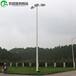 济南球场灯杆安装方案灯杆灯具可根据要求定制质量保证