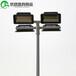 白城室外灯杆照明厂家两节式球场灯杆批发优格灯杆灯柱定制