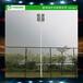 梧州篮球场灯杆灯柱批发优格镀锌管灯杆照明定制安装