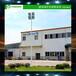莱芜镀锌管球场灯杆定制安装室外照明灯杆高度厂家供应