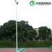 滨州一杆多灯照明球场灯杆优格球场照明灯杆安装设计厂家