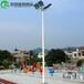 咸阳户外镀锌管球场灯杆批发/优格篮球场灯杆款式可定制