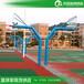 鄂州室外埋地式篮球架方管圆管篮球架厂家欢迎定制选购