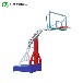 株洲室外篮球架安装说明平箱透明板仿液压篮球架现货供应