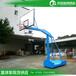 莱芜批量供应室外篮球架标准规格篮球架钢化玻璃防腐蚀