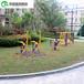 拉萨室外标准健身器材批发优格公园广场健身路径提供安装