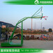 贵州小区篮球架批发优格YG1-JS278固定钢化玻璃篮球架埋地式圆管