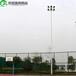 苏州室外15米足球场照明灯杆优格YG-215球场灯杆照明系列