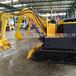 弗斯特多功能挖掘机小型挖掘机履带挖掘机质量可靠