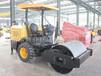 內蒙古單鋼輪壓路機無級變速3.5噸后膠輪壓路機行業龍頭