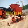 山东德隆机械生产供应筛沙机砂石分离机机械设备