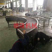 德隆不锈钢网带输送机食品厂专用耐高温网链流水线