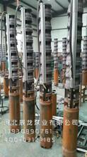 深井泵型号参数表辰龙泵业详细说明