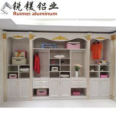 全铝衣柜,全铝厨柜,全铝家具,铝型材