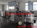 湖北武汉仿手工豆腐皮机,做千张豆腐皮的机器,厚豆腐皮机械价格是多少钱图片
