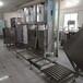 荊州加工豆腐干的機器自動潑腦豆腐干機不銹鋼豆干生產線價格