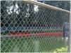 景德镇围栏网施工景德镇球场勾花网包塑绿色护栏景德镇运动场防护网