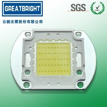 50W集成大功率白光LED