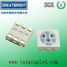 台湾台铭(东莞)5050红外线发射管850NM/940NMLED灯珠发光二极管