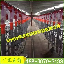 母猪场建设饲喂系统自动化料线猪用料线定位栏料线