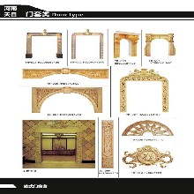 grc欧式构件厂家grc构件欧式线条的用途介绍图片