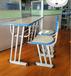 合肥学生课桌椅厂家直销优质多层板课桌椅钢木课桌椅供应