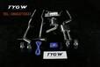 宝马520原装位排气管TYGW不锈钢排气TYGW智能阀门排气