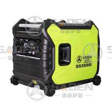 西藏3KW手提式静音汽油发电机萨登